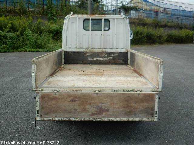 Used 2006 MT Mitsubishi Canter Guts CBF-FB700A Image[19]