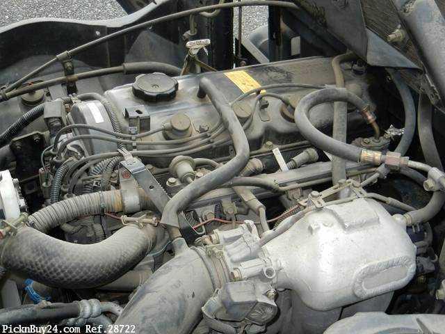 Used 2006 MT Mitsubishi Canter Guts CBF-FB700A Image[22]