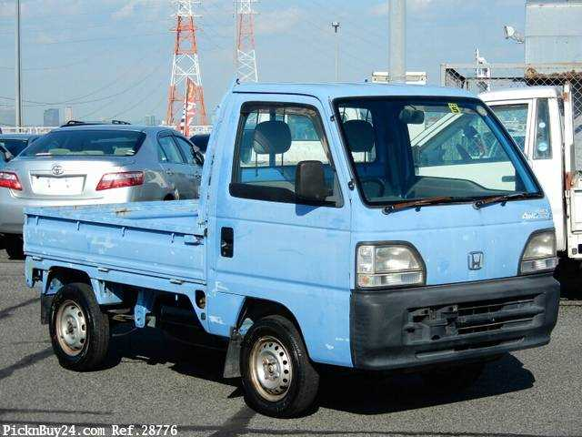 Used 1997 MT Honda Acty Truck V-HA4
