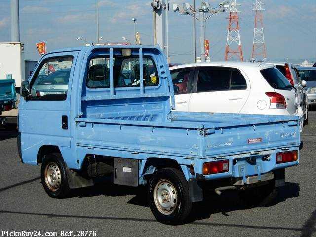 Used 1997 MT Honda Acty Truck V-HA4 Image[1]