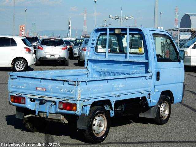 Used 1997 MT Honda Acty Truck V-HA4 Image[3]