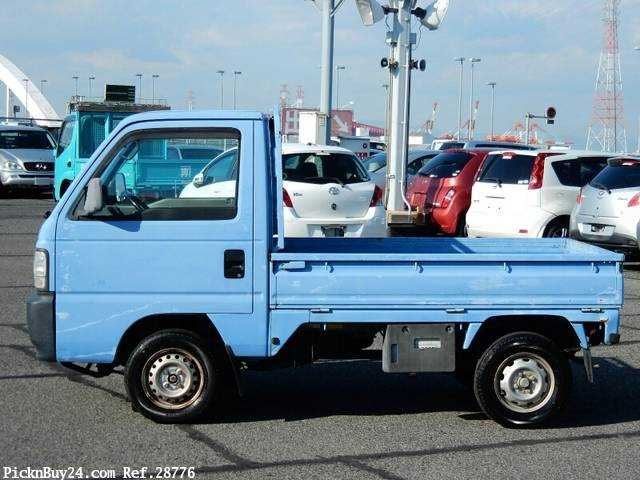 Used 1997 MT Honda Acty Truck V-HA4 Image[5]