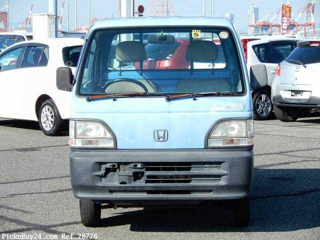 Used 1997 MT Honda Acty Truck V-HA4 Image[6]