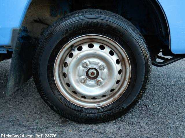 Used 1997 MT Honda Acty Truck V-HA4 Image[8]