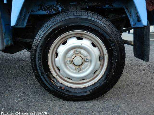 Used 1997 MT Honda Acty Truck V-HA4 Image[10]