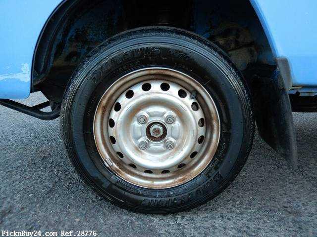 Used 1997 MT Honda Acty Truck V-HA4 Image[11]