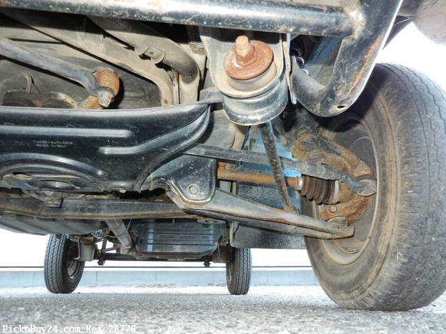 Used 1997 MT Honda Acty Truck V-HA4 Image[15]