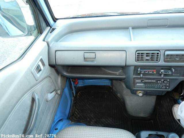 Used 1997 MT Honda Acty Truck V-HA4 Image[17]