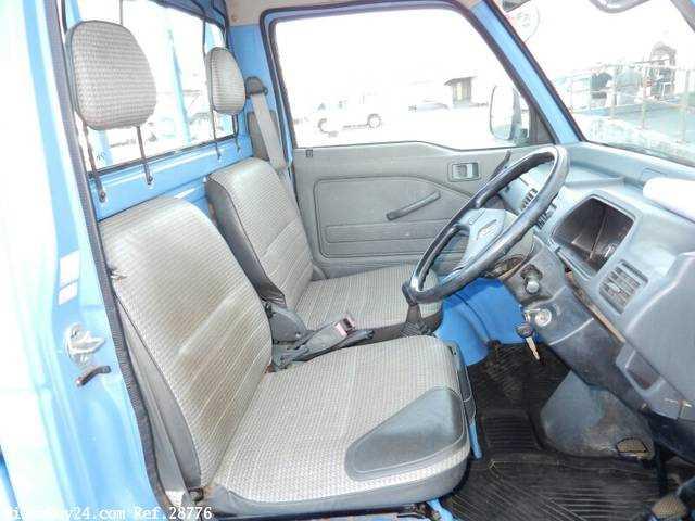 Used 1997 MT Honda Acty Truck V-HA4 Image[18]