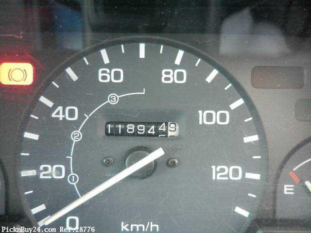 Used 1997 MT Honda Acty Truck V-HA4 Image[21]