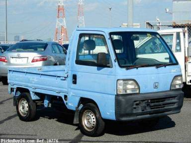 Honda Acty Truck 1997 from Japan