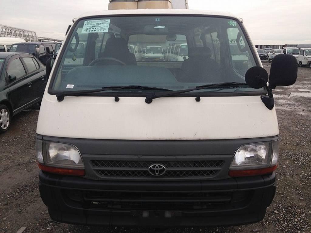 Used 2002 AT Toyota Hiace Van RZH102V Image[2]