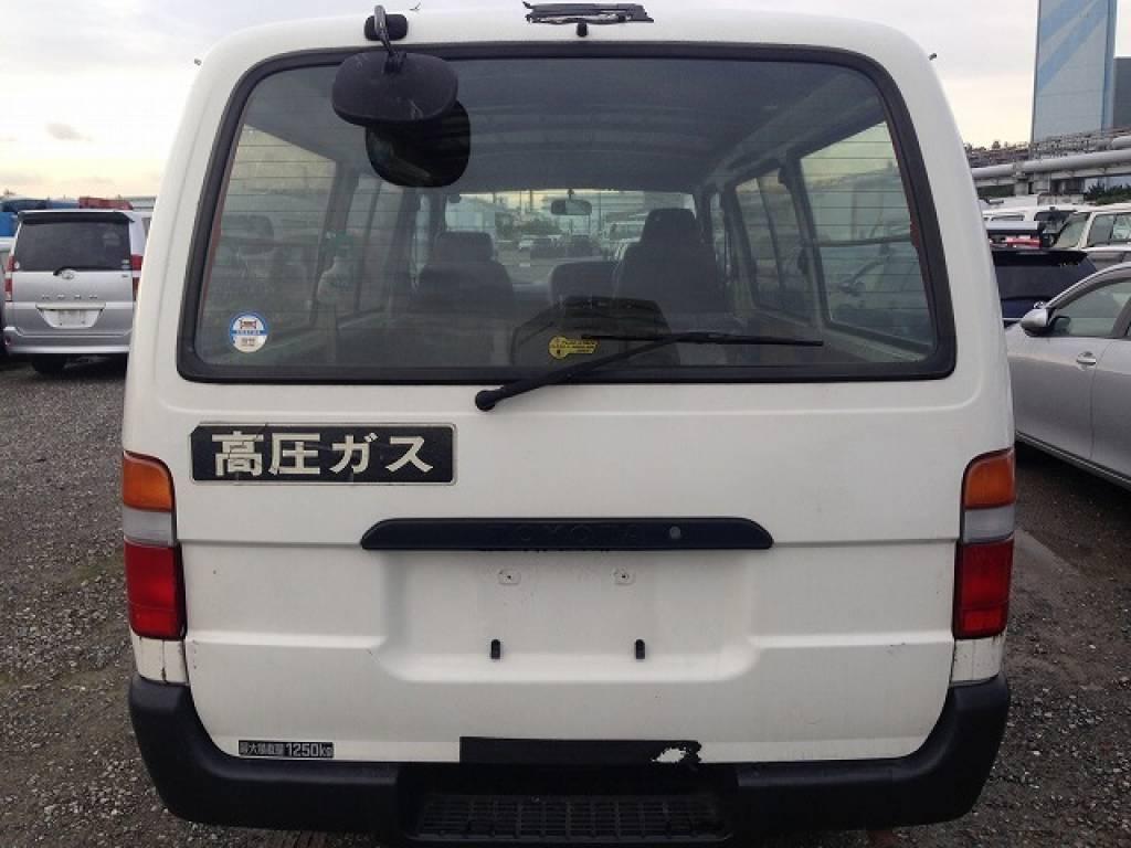 Used 2002 AT Toyota Hiace Van RZH102V Image[4]