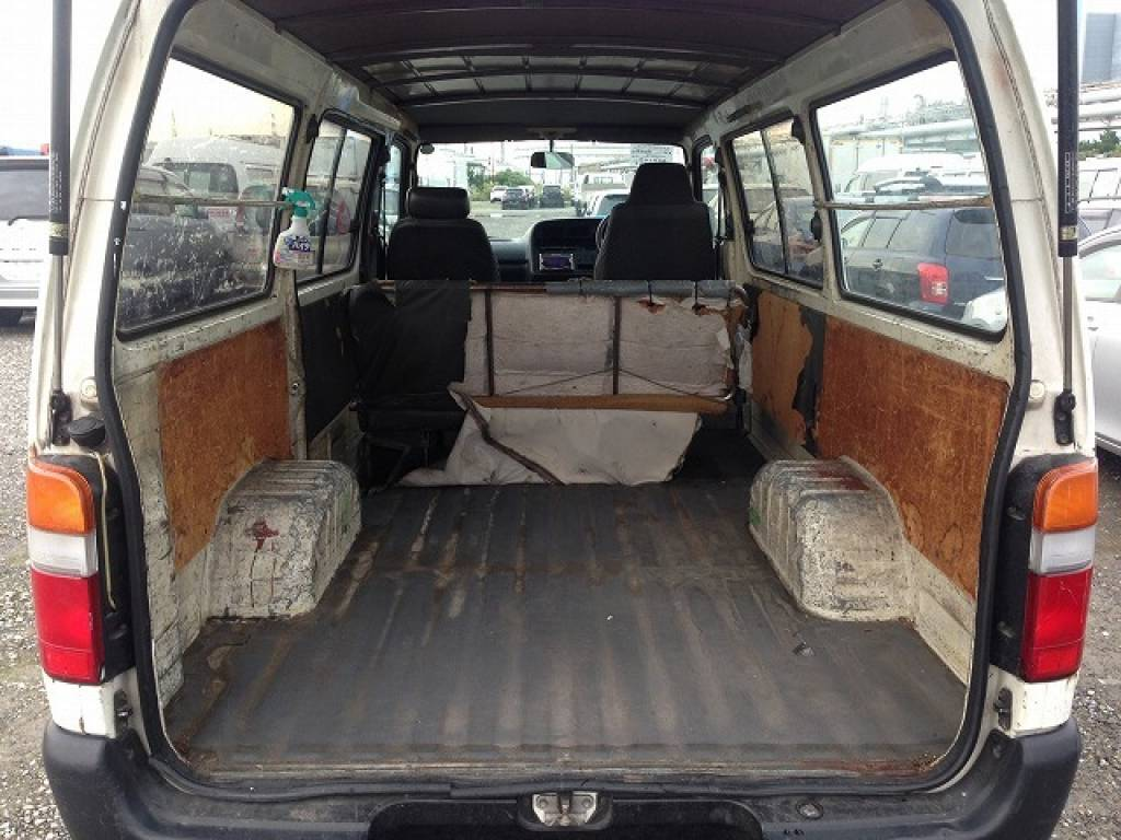 Used 2002 AT Toyota Hiace Van RZH102V Image[6]
