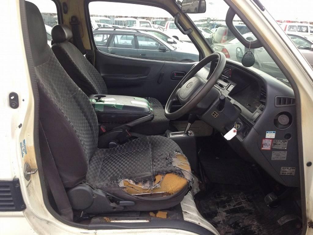 Used 2002 AT Toyota Hiace Van RZH102V Image[8]