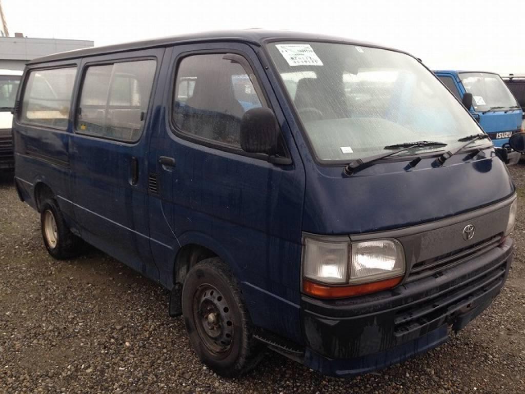Used 1994 AT Toyota Hiace Van RZH112V