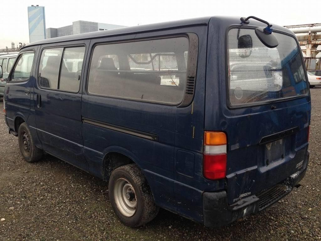 Used 1994 AT Toyota Hiace Van RZH112V Image[3]