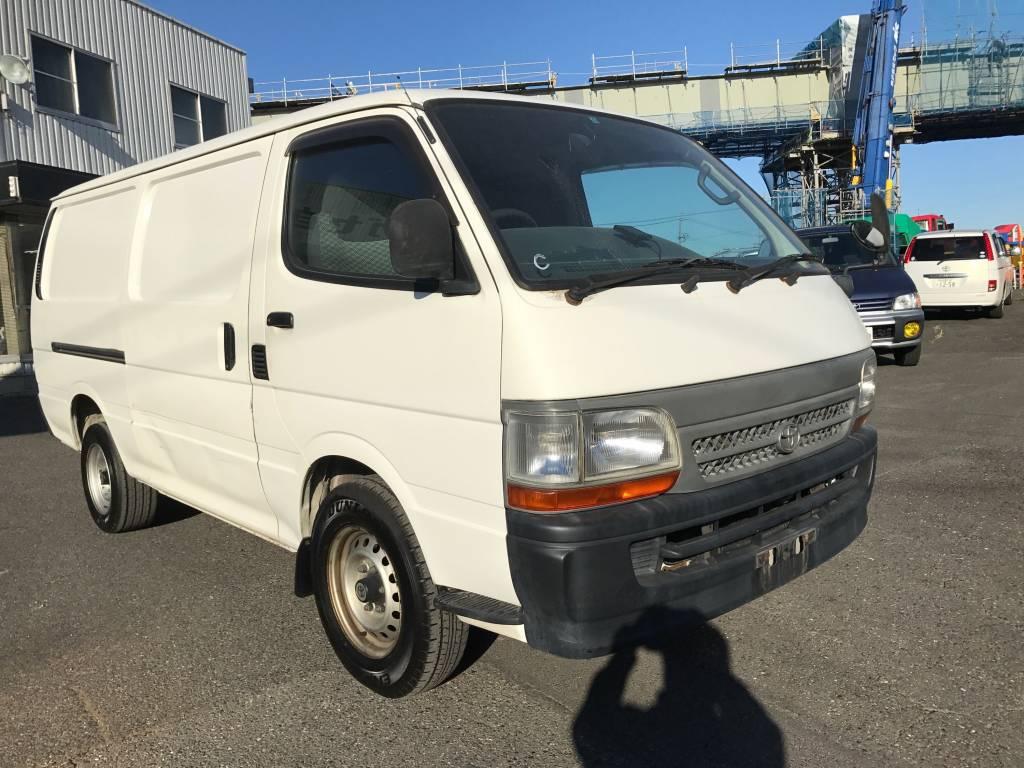 Used 1998 MT Toyota Hiace Van RZH112V