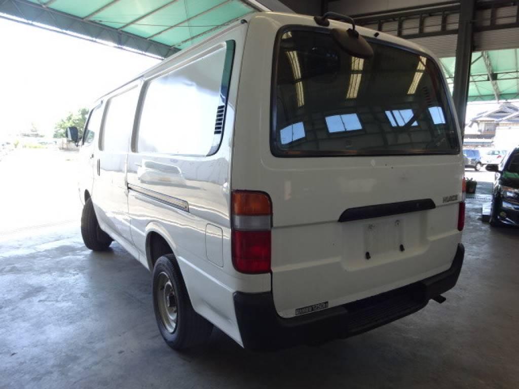 Used 1998 MT Toyota Hiace Van RZH112V Image[3]