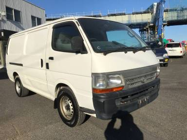 Toyota Hiace Van 1998 from Japan