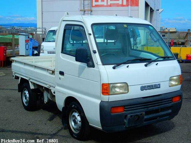 Used 1995 AT Suzuki Carry Truck V-DC51T