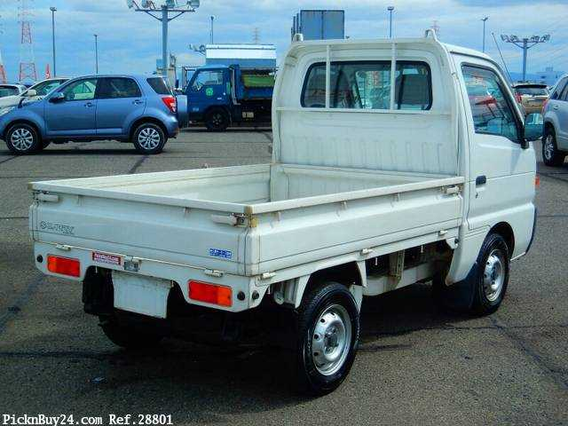Used 1995 AT Suzuki Carry Truck V-DC51T Image[3]