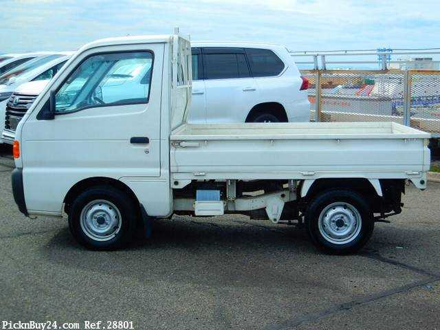 Used 1995 AT Suzuki Carry Truck V-DC51T Image[5]