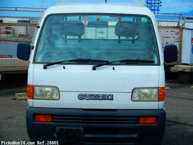 Used 1995 AT Suzuki Carry Truck V-DC51T Image[6]