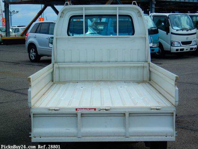 Used 1995 AT Suzuki Carry Truck V-DC51T Image[7]