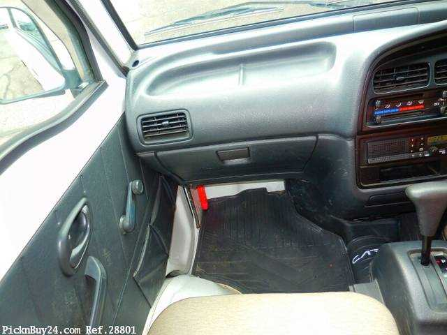 Used 1995 AT Suzuki Carry Truck V-DC51T Image[17]