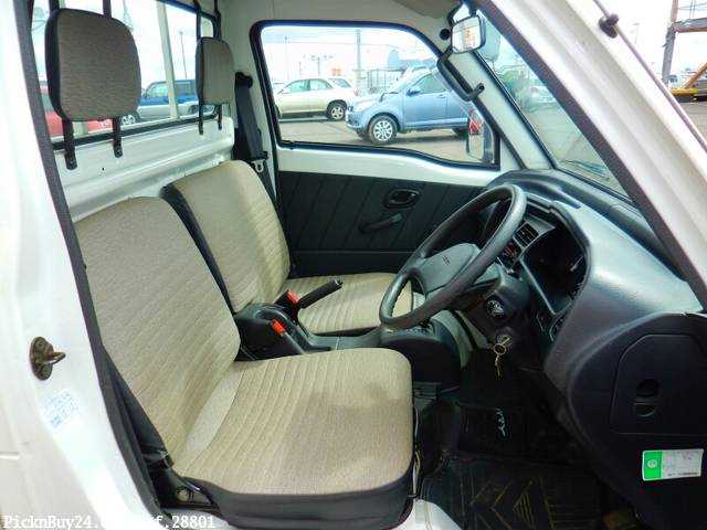 Used 1995 AT Suzuki Carry Truck V-DC51T Image[18]