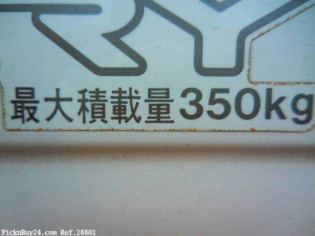 Used 1995 AT Suzuki Carry Truck V-DC51T Image[20]