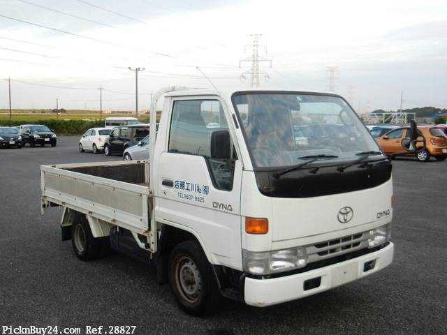 Used 1995 MT Toyota Dyna Truck GB-YY201