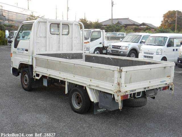 Used 1995 MT Toyota Dyna Truck GB-YY201 Image[1]