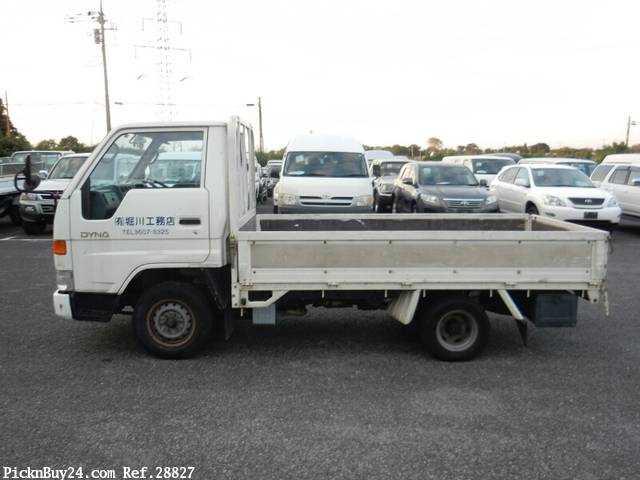 Used 1995 MT Toyota Dyna Truck GB-YY201 Image[5]