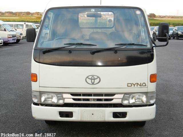 Used 1995 MT Toyota Dyna Truck GB-YY201 Image[6]