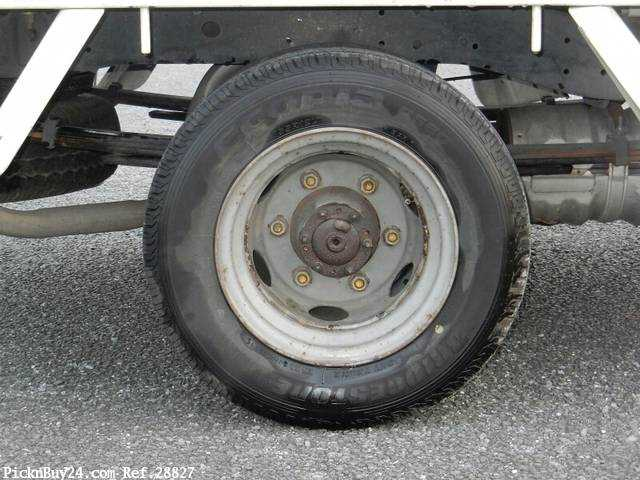Used 1995 MT Toyota Dyna Truck GB-YY201 Image[9]