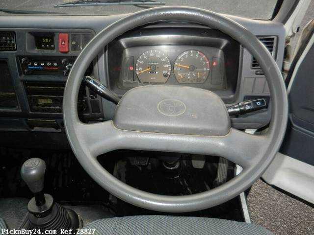 Used 1995 MT Toyota Dyna Truck GB-YY201 Image[16]