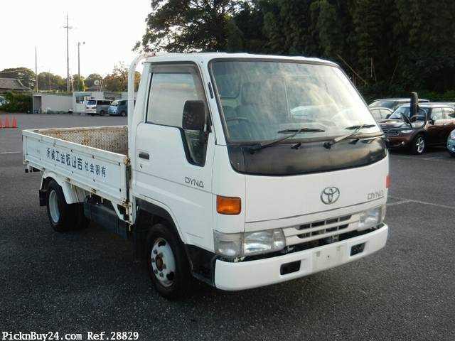 Used 1997 MT Toyota Dyna Truck GB-YY211