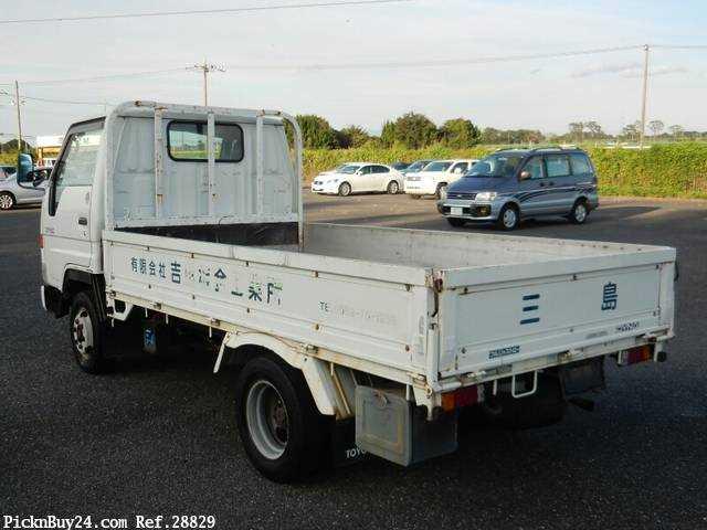 Used 1997 MT Toyota Dyna Truck GB-YY211 Image[1]