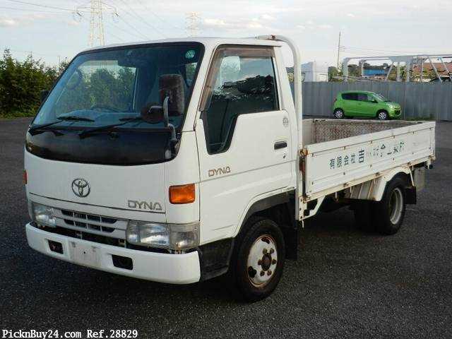 Used 1997 MT Toyota Dyna Truck GB-YY211 Image[2]