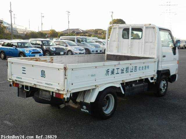 Used 1997 MT Toyota Dyna Truck GB-YY211 Image[3]