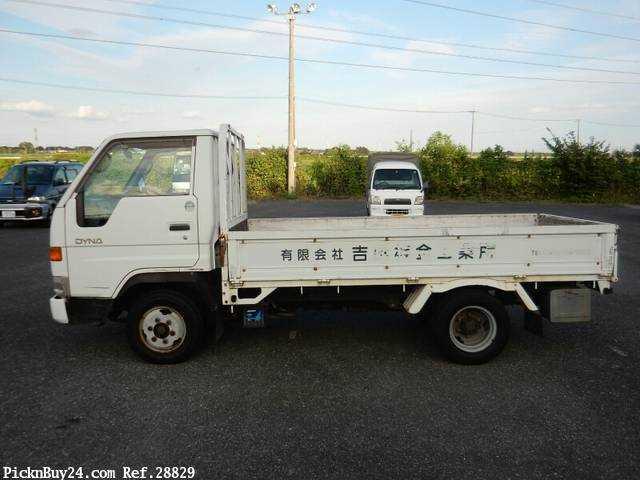 Used 1997 MT Toyota Dyna Truck GB-YY211 Image[5]