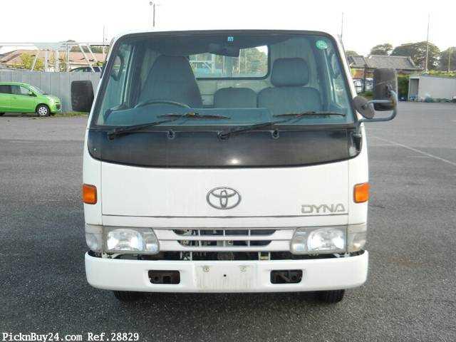 Used 1997 MT Toyota Dyna Truck GB-YY211 Image[6]