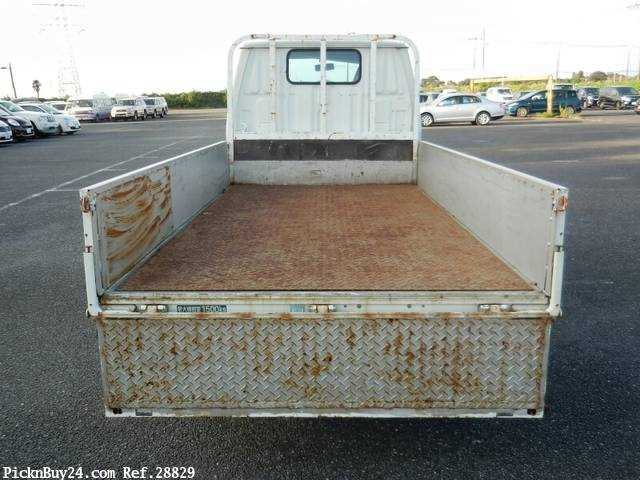 Used 1997 MT Toyota Dyna Truck GB-YY211 Image[19]
