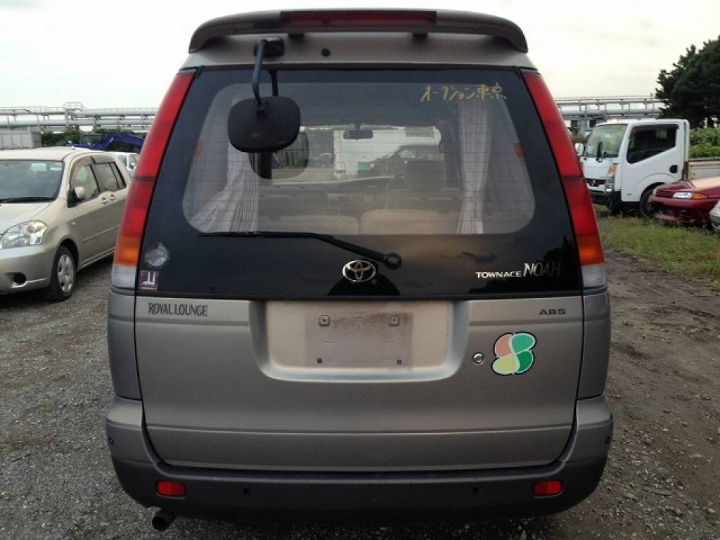 Used 1997 AT Toyota Townace Noah SR40G Image[4]