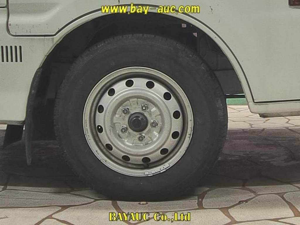 Used 2007 MT Nissan Vanette Van SK82VN Image[2]