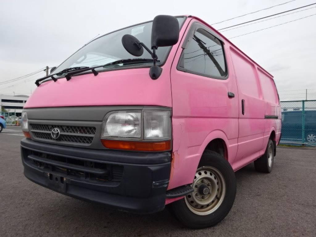 Used 2003 MT Toyota Hiace Van TRH112V