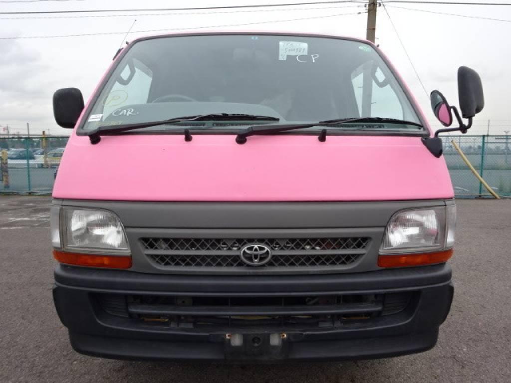 Used 2003 MT Toyota Hiace Van TRH112V Image[4]