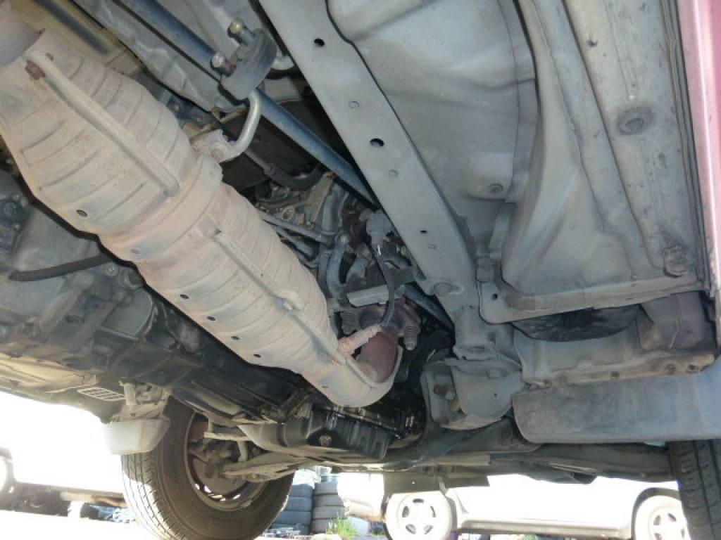 Used 2003 MT Toyota Hiace Van TRH112V Image[24]